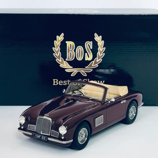 BoS (Best Of Show) - 1:18 - Aston Martin DB2 DHC 1950...