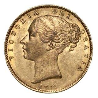 Great Britain - Sovereign 1862 Victoria - Gold