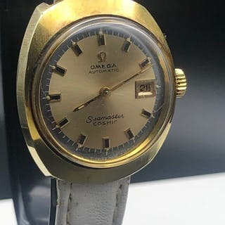 """Omega - Seamaster Cosmic automatic- """"NO RESERVE PRICE""""..."""