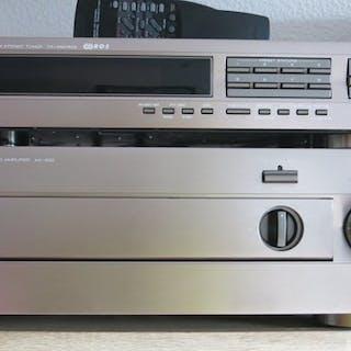 Yamaha - AX-492 + TX-492 Natural Sound - Diverse modellen - Stereoanlage