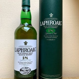 Laphroaig 18 years old - 70 cl