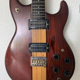 C.G.Winner - ST 570 Neck Trough Strat - Electric guitar - Japan - 1980