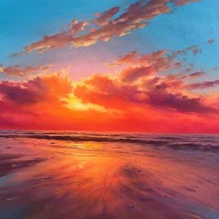 Sergey Kolodyazhniy - Amazing sunset