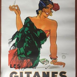 Dransy - Cigarettes Les Gitanes - 1992
