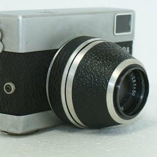 Werra 1 met lens Aus Jena1.8/50