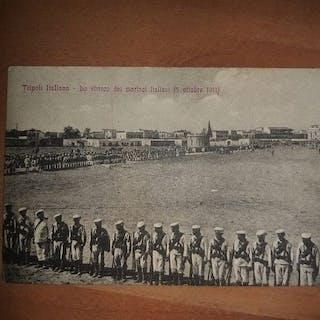 Italien - 1. Weltkrieg - Postkarten (Set von 26) - 1915