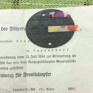 Deutschland - Auszeichnung