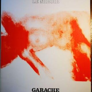 Garache - Derrière le Miroir No. 222. With 11 original lithographs - 1977
