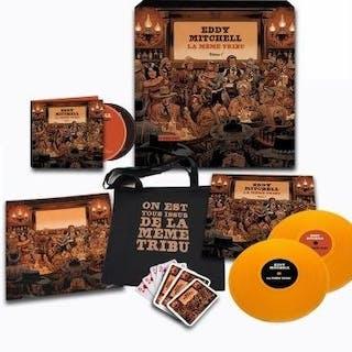 Eddy Mitchell - Artisti vari - La Même Tribu - Volume 1 - Album 2xLP (doppio)