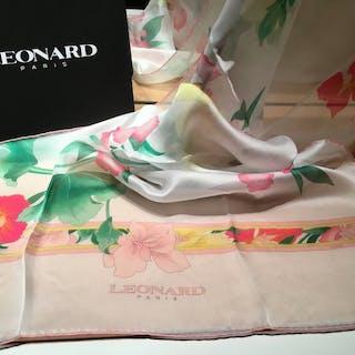 LÉONARD ParisSILK LUXEScarf