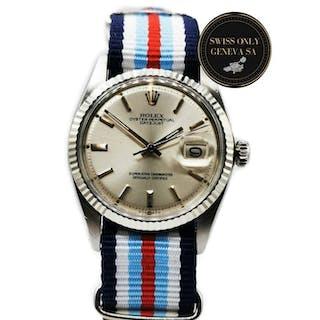 Rolex - Datejust - 1601 - Unisex - 1960-1969