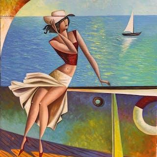 Lili Kalinuk - Wind from the sea