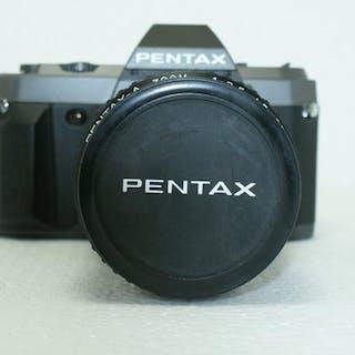 Pentax Pentax P 30 + 0bjectief Pentax A Zoom 1:3.5-4.5 28-80 MM