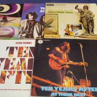 Ten Years After - 5 Albums incl
