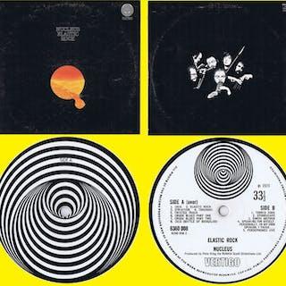 NUCLEUS - Elastic Rock (UK SWIRL) - LP Album - 1970/1970