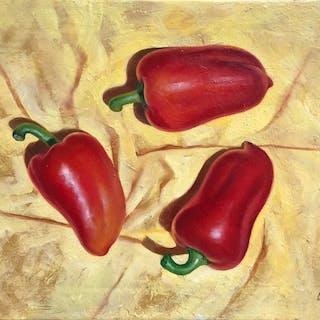 Sergey Kolodyazhniy - Three red peppers