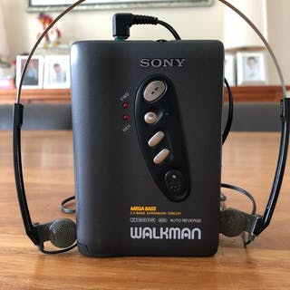 Sony - WM-EX52 - Walkman