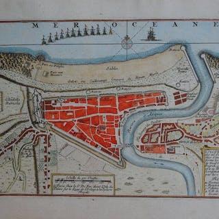 Frankreich, Dieppe; H. van Loon - Dieppe - 1721-1750
