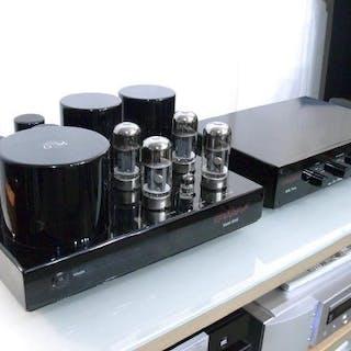 GRAAF  - iti 5050 + pre WFB TWO - Amplificatore a Valvole, Preamplificatore
