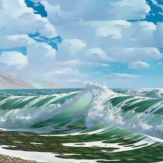 Igor Tormin - Summer day surf