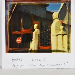 Maurizio Galimberti (1956-)  - Paris, 2006 - 12764