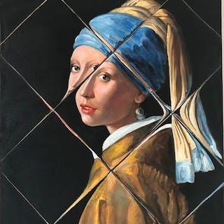Vincento Osada - Refraction of time (Vermeer)