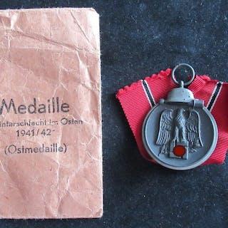 Deutschland - Medaille Winterschlacht im Osten - Auszeichnung