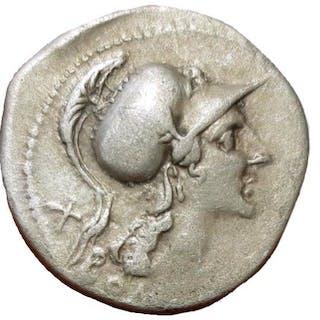 Roman Republic - Anonymous AR Denarius