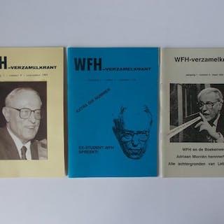 Willem Frederik Hermans - Verzamelkrant en Magazine - 30 uitgaven - 1991/1998