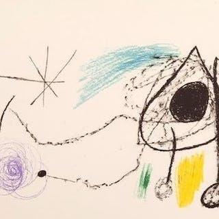 Joan Miró - Sobreteixims i Escultures