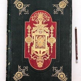 Jean Germain Désiré Armengaud -Le Livre d'or de la peinture - 1866