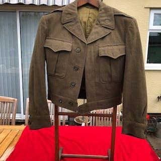 """USA - Armee/Infanterie - US Army """"Ike Jacket"""" - 1944"""