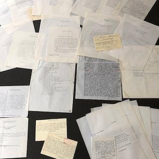 J.C. van Schagen - 15 brieven
