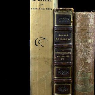 Balzac, Gustave Doré (ill.)