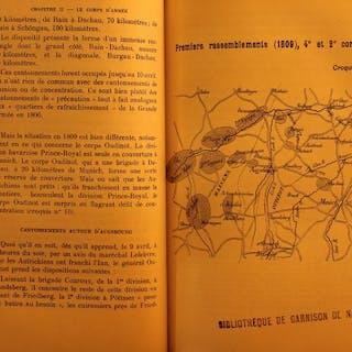 Marcel Menu - Tactiques d'Armée - 1911