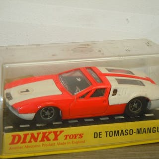 Dinky Toys - 1:43 - De Tomaso Mangusta #187