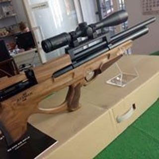 Russia - Ataman - M2 815 BullPup - PCP - PCP - Air rifle - 5.5 Pellet Cal