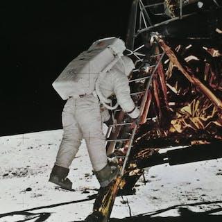 NASA- (10x) Apollo 11, Apollo 13, Apollo 14, Apollo 17,1969/1972