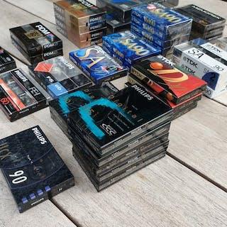 TDK, PDM, PHILIPS BLANK , incl DCC(SEALED) - Diverse modellen - Kassette