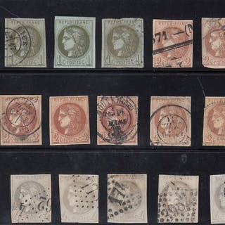 Frankreich - Bordeaux issue - a very significant...