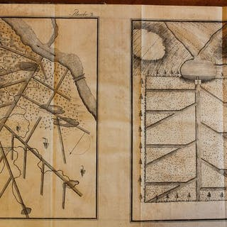 Charles D'Ourches - Traité Générale des Prairies et de leurs Irrigations - 1806