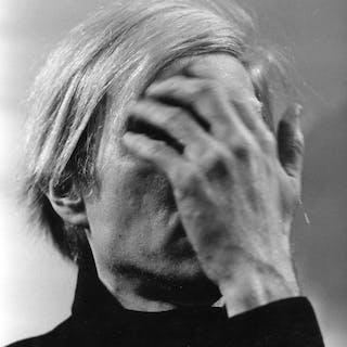 Alberto Durazzi/Agenzia Dufoto - Andy Warhol, Rome, 1972