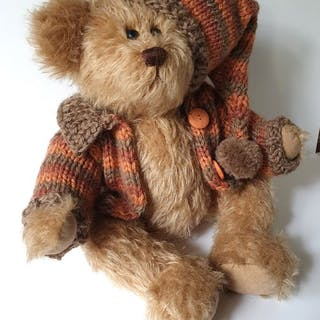 Twinkling Bears - limited edition of 3 - 1/3 - Bär Pedro - 2000-heute - Belgien