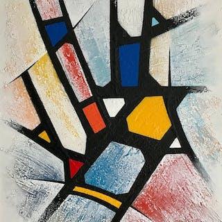 Mario Pasetto - Colours 4 Life - Energy