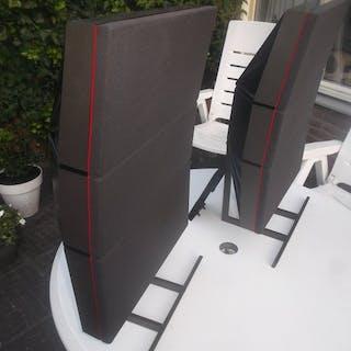 B&O - RL45.2 met vloer standaards en originele stekkers...