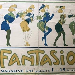 Anonymous - Fantasio, Magazine Gai - 1920s