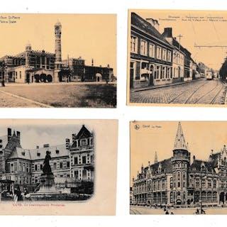 Belgien - Sonstiges - GENT - Postkarten (Sammlung von 280) - 1905
