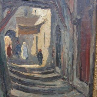Christiaan Snijders ( 1881-1943 )- Algiers
