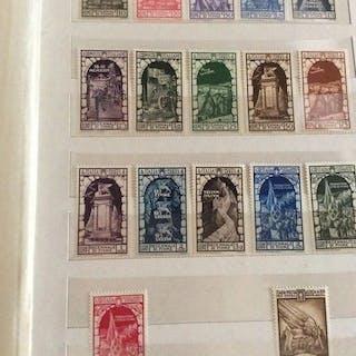 Italia Regno/Repubblica 1934/1950 - Selezione di...