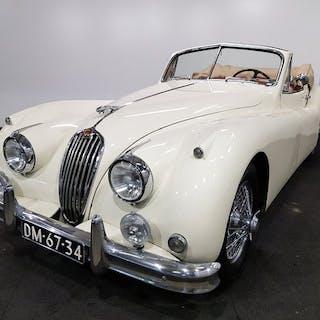 Jaguar - XK140 - 1956